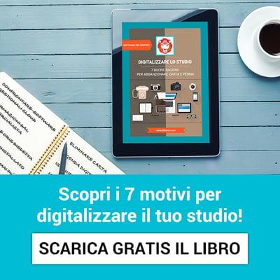 Digitalizzare lo studio