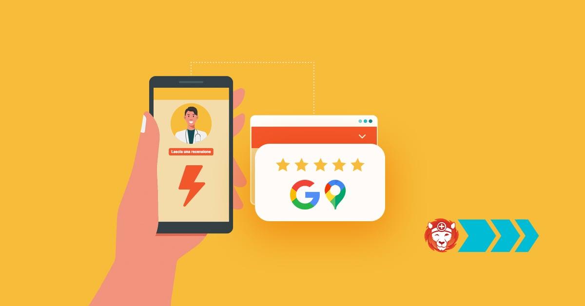 Digital Patient Experience: aumenta la tua visibilità su Google