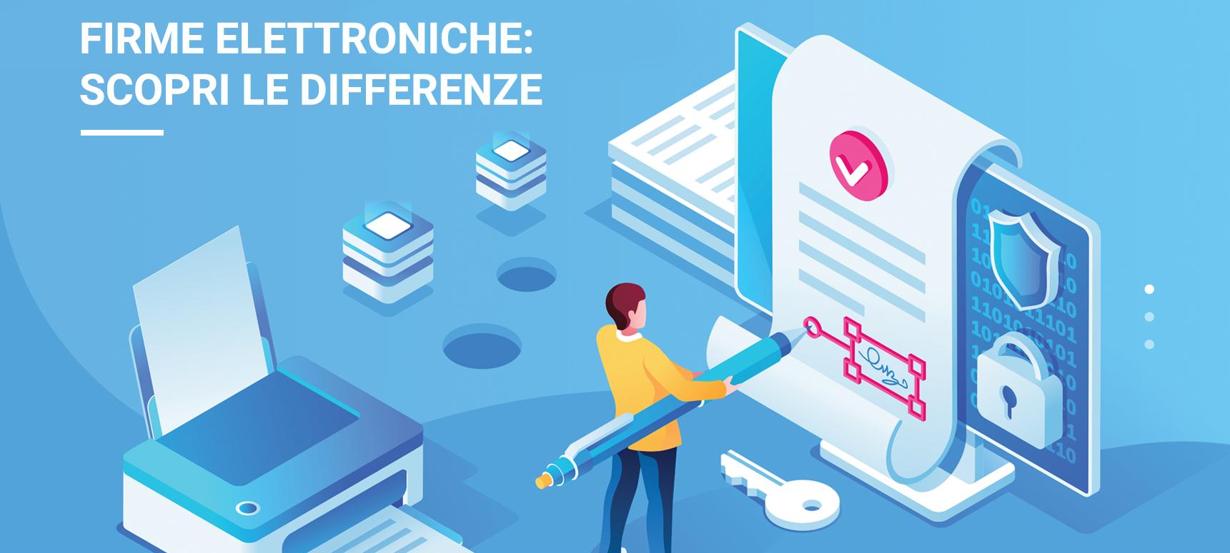 Capire la differenza: Firma Elettronica Avanzata-Qualificata-Digitale