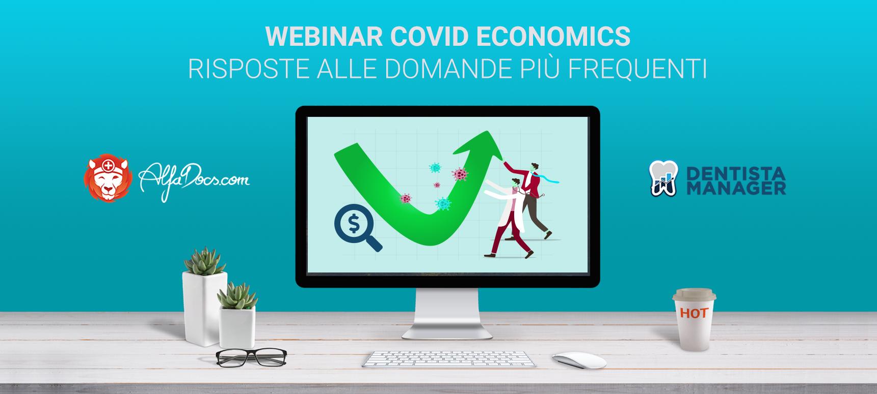 Webinar COVID Economics: le domande più frequenti